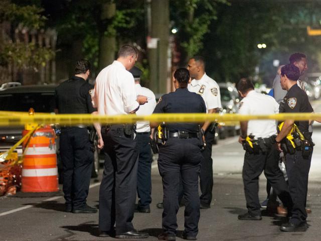Man shot at memorial for teens gunned down on Brooklyn basketball court