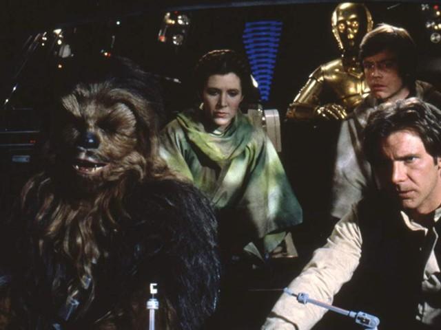 'Binge Mode: Star Wars': Ask the Underscore, Vol. 5