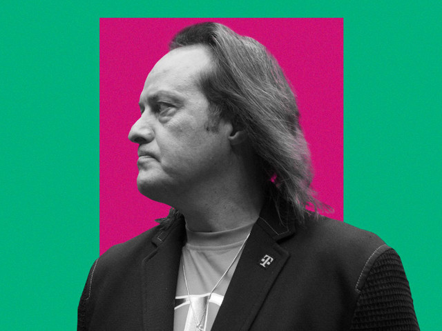 John Legere, T-Mobile's influential CEO and cheerleader, is leaving next year
