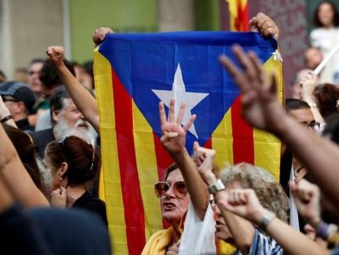 Weep For Catalonia - Separatist Leaders Handed Vicious Prison Terms