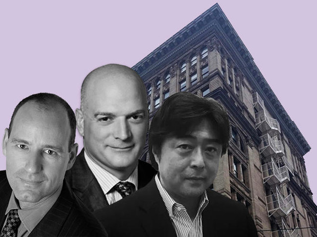 Savanna sells Soho office building for $103M to Tokyo-based firm