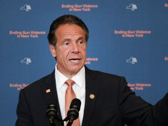NY Gov. Cuomo tells private businesses to switch to 'vaccine-only' admission