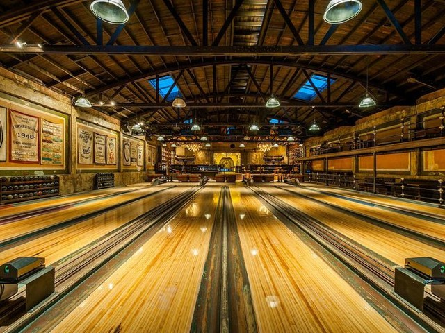 23 Cool and Classic Bowling Alleys Across America