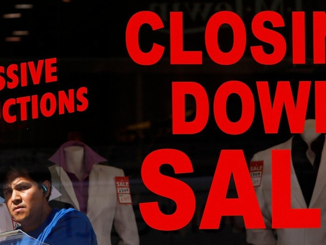A terrible Christmas for retailers could be disastrous for the UK's economic growth