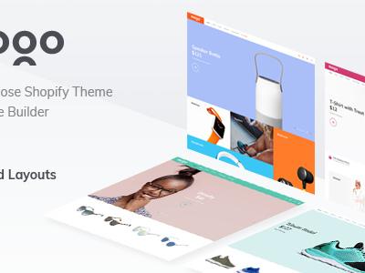 MOGO - Fashion, Electronics, Clothing and Apparel Shopify theme (Shopify)