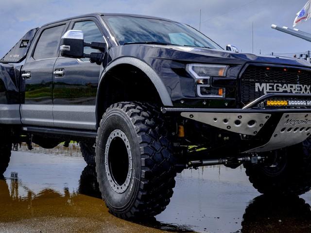 Raptor Not Good Enough? Ford Super Duty-Based MegaRaptor Should Do The Trick