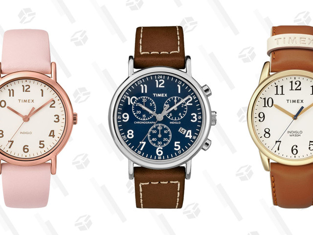 Take 35% Off Reader Favorite Affordable Watches From TIMEX