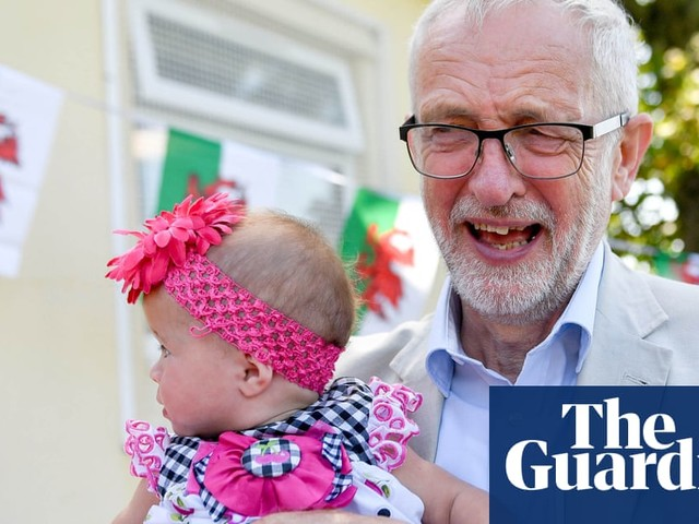 Jeremy Corbyn accuses Tories of failing a generation of children