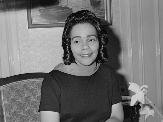 Coretta Scott King, Martin Luther King Jr.'s Wife: 5 Fast Facts You Need to Know