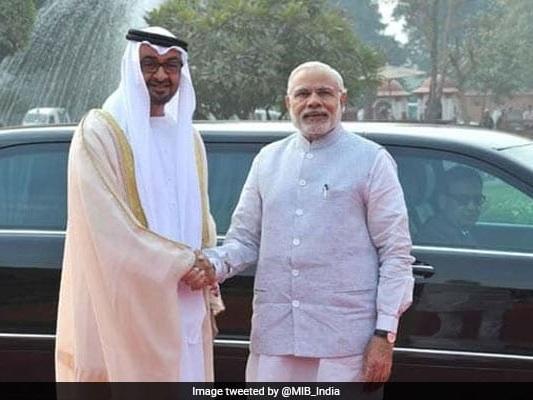 Abu Dhabi Crown Prince Congratulates PM Modi On 2019 Election Victory