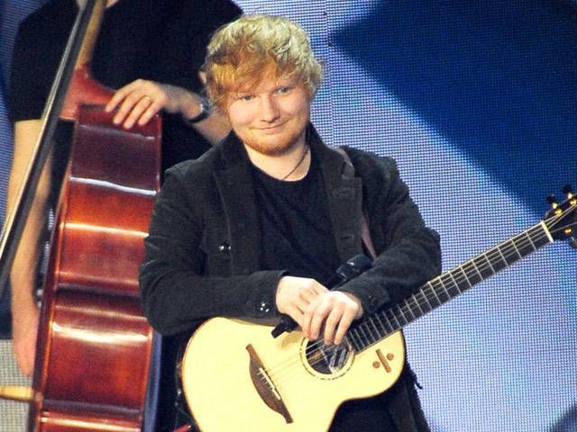 Ed Sheeran Performs 'Perfect' in Italian on 'X Factor (Italy)'