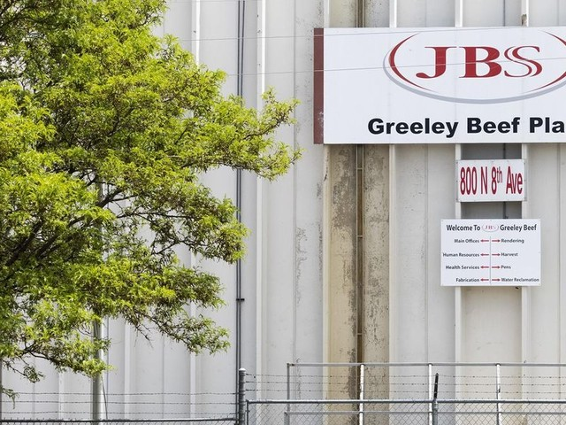 World's largest meatpacker hit by cyberattack, shuts down all firm's US beef plants