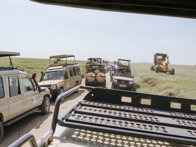 I took 2,000 photos during a 5-day safari in Tanzania, and 1 of those photos is an important reality check for anyone thinking about going on a safari