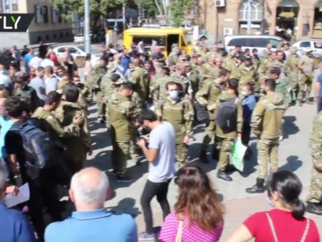 Call to arms: Armenia declares martial law & TOTAL MOBILIZATION as fighting against Azerbaijan continues
