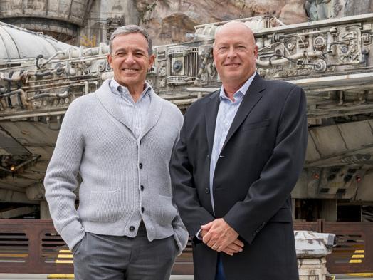 How Disney Veteran Bob Chapek Emerged From Dark-Horse Status to Take CEO Job