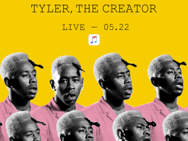 Livestream Tyler, the Creator's L.A. Performance of 'IGOR' Presented by Apple Music