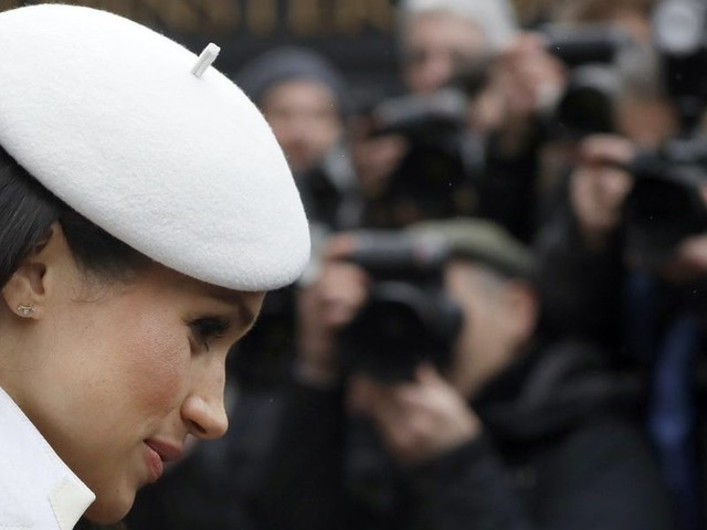 Nearly two-thirds of Trump voters disapprove of Meghan Markle, while Biden voters overwhelmingly like her: poll