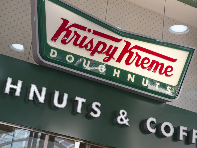Here's how to get a free Krispy Kreme donut every Monday this month