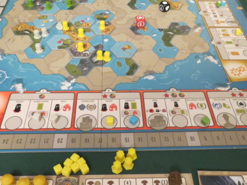 """Tapestry: Has the mythical """"2-hour civ-building board game"""" arrived?"""