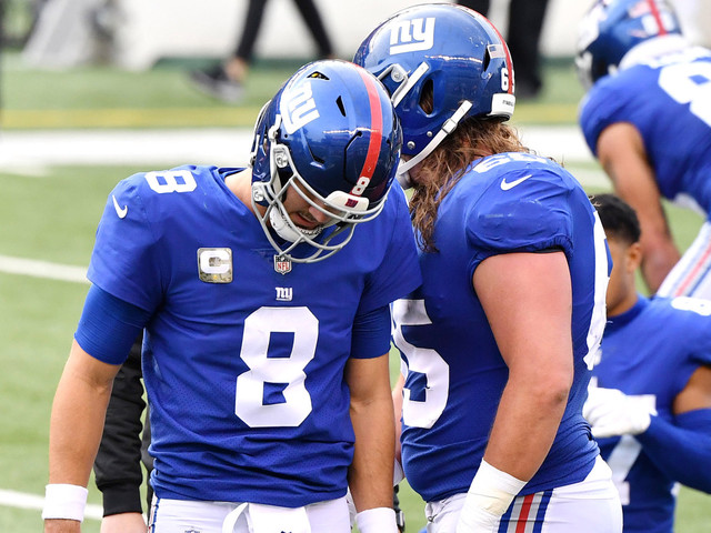 Giants are about to find out how the rest of NFC East lives