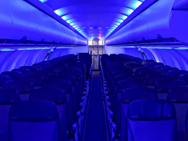 The New Travel Document: Photograph of an Empty Plane