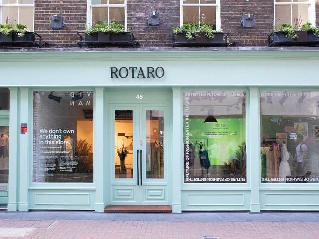 Rental platform Rotaro opens first retail pop-up