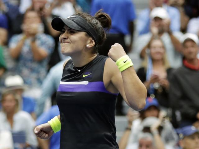 Canada's Andreescu wins US Open final, Williams falls short