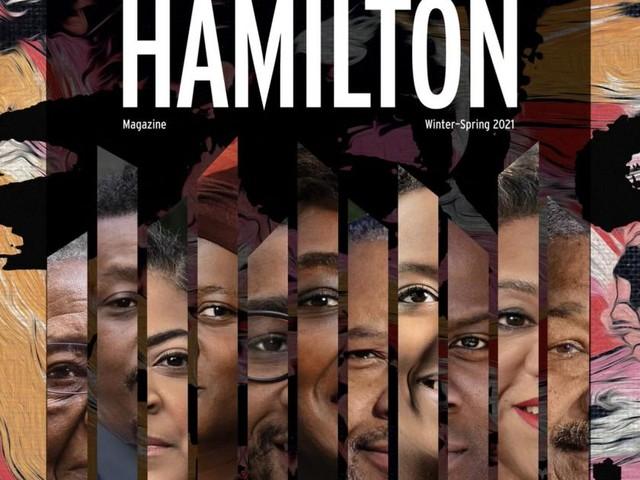 Hamilton College dedicates magazine issue to Black voices