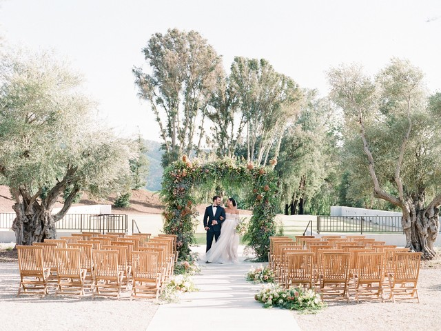 Rustic Chic Wedding Inspiration at The Farmhouse at Ojai Valley Inn