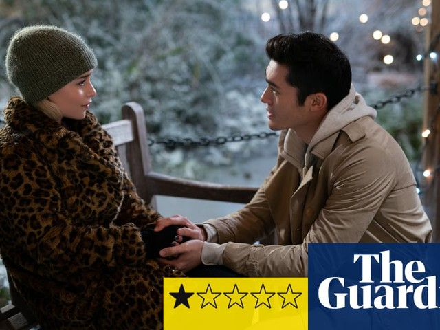 Last Christmas review – a grisly, sub-Richard Curtis festive pudding