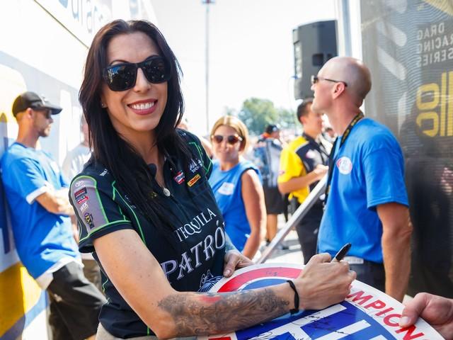 NHRA Funny Car driver Alexis DeJoria will retire after end of 2017 season