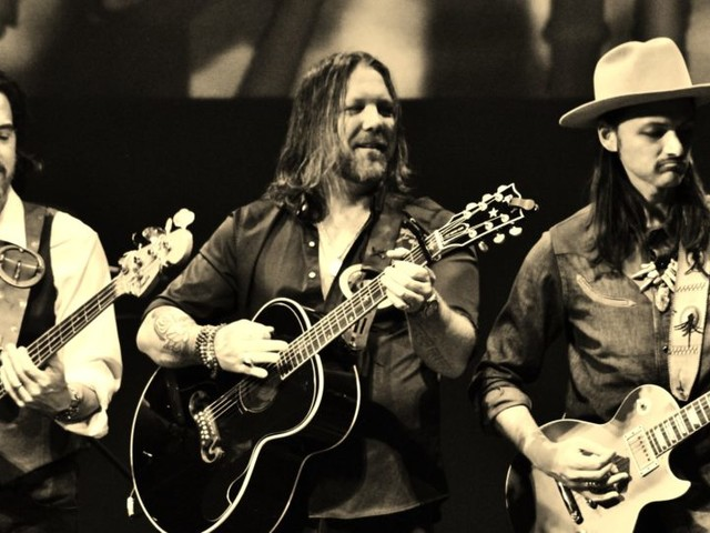 The Allman Betts Band Announces Concert At Cumberland Caverns 333 Feet Below Ground