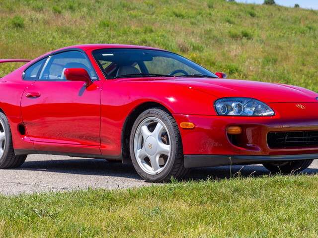 Remember That Pristine 1995 MkIV Toyota Supra Up For Auction? It Sold For An Absurd $201k