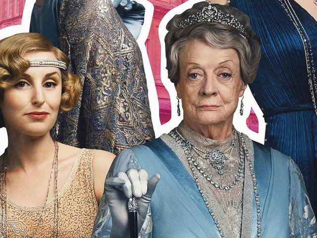 Times Have Changed At Downton Abbey — & The Makeup Has, Too