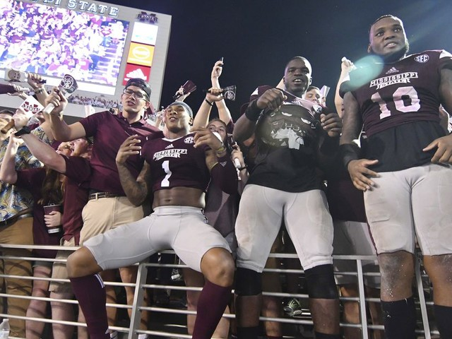 3 years after 2014's No. 1 appearance, how high can Mississippi State climb this time?