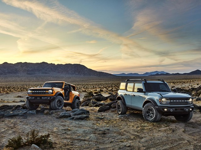 Ford Could Be Working on An Electric Bronco, But When Will We See It?