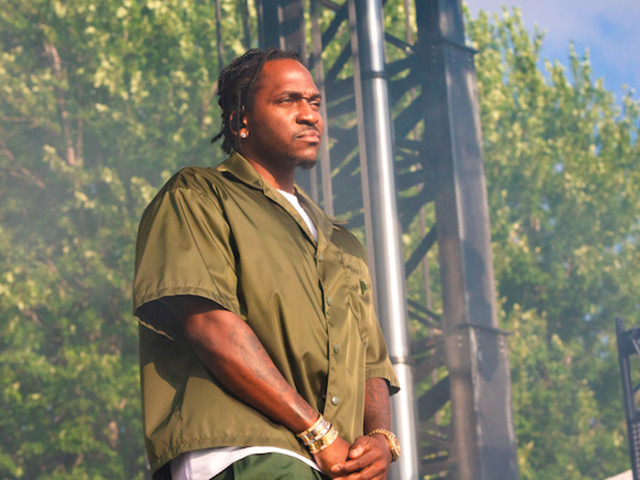 Pusha-T Warns Those Behind Recent Leaks: 'I Will Make a Decent Example Out of You'