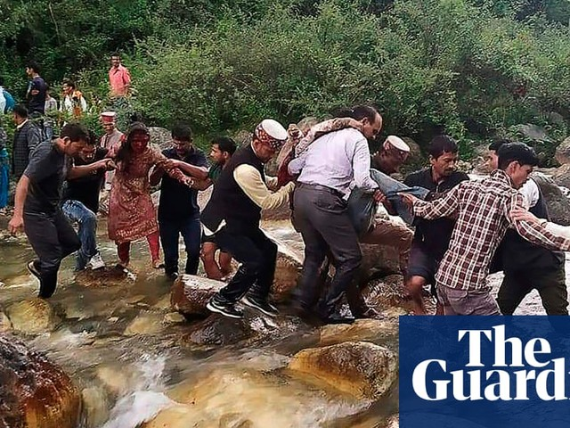 India bus crash: more than 40 die as vehicle plunges into gorge