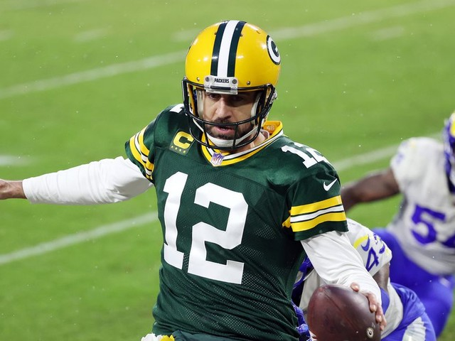 Take a Moment To Appreciate the Sublime Excellence of Green Bay's Offense