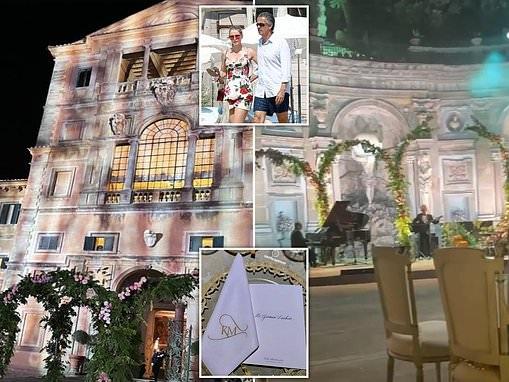 Princess Diana's niece Lady Kitty Spencer, 30, weds£80million fashion tycoonMichael Lewis