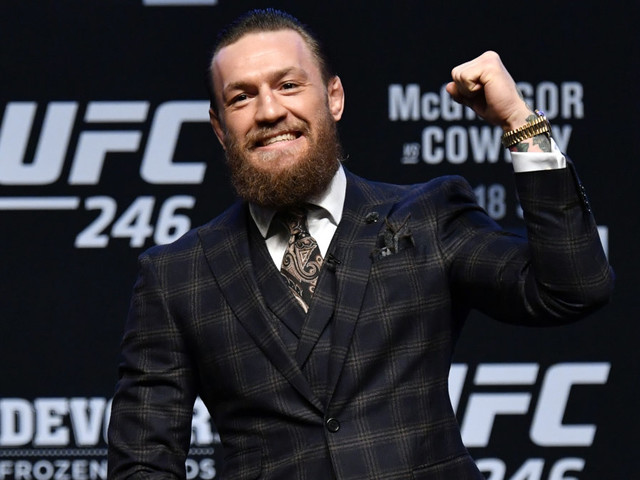 UFC 246: Watch Conor McGregor take on Donald 'Cowboy' Cerrone