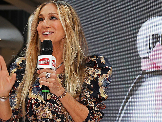 Sarah Jessica Parker Says Shopping 'Gives Her Anxiety'!