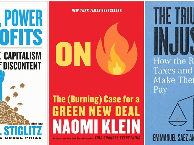 The best books of 2019 on how we can rethink today's capitalism and improve the economy