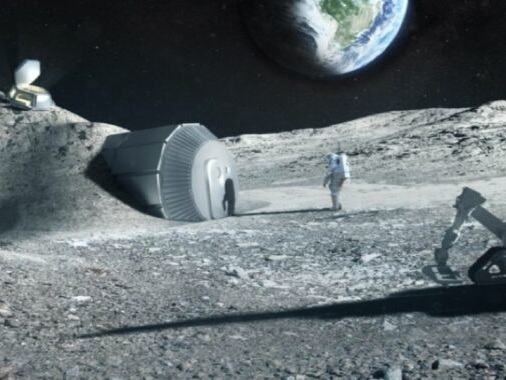 Study: Future astronauts could use their own urine to help build moon bases