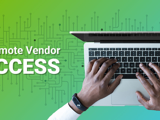 Limit access for third-party vendors without restricting their ability to get work done