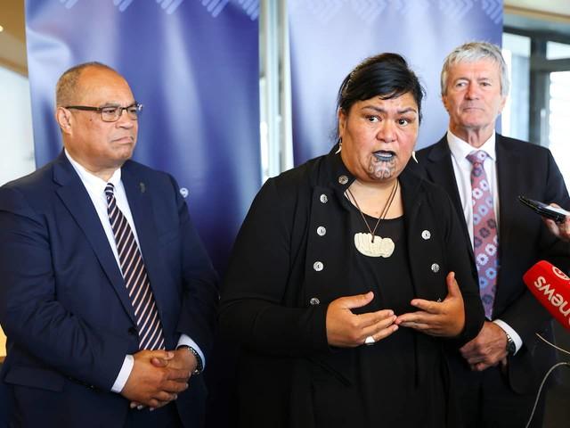 New Zealand's neighborhood just got tougher. A top Māori official will help chart a course.