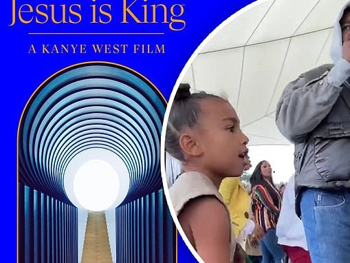 Kanye West's movie director Nick Knight reveals star's Jesus Is King will be out on Imax October 25