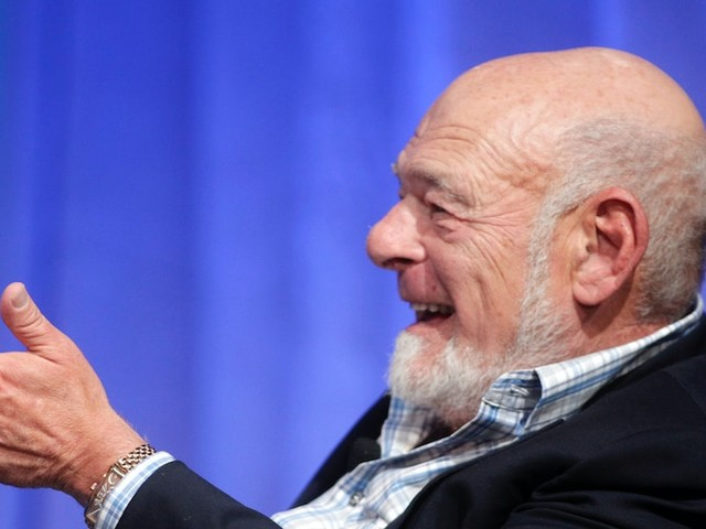 'We're all going to be permanently scarred': Billionaire Sam Zell cautions that the coronavirus will leave a Great Depression-level dent in the economy