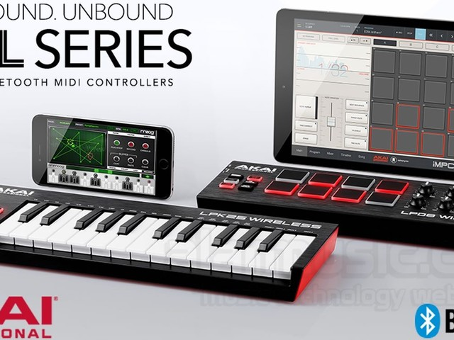 The best wireless & portable Bluetooth MIDI keyboards for iPhone, iPad & Mac