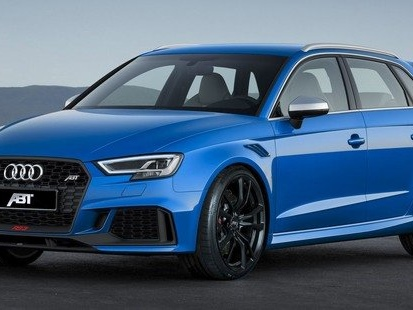 Audi RS3 By ABT Sportsline